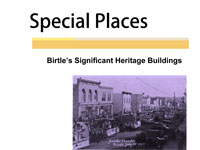 Link to download Birtle Special Places