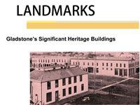 Link to download Gladstone Landmarks