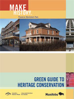 Link to download Green Guide to Heritage Conservation