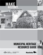 Link to download Municipal Heritage Resource Guide