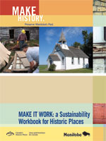 Link to download MAKE IT WORK: A Sustainability Workbook for Historic Places