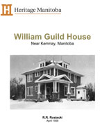Link to download William Guild House, Kemnay: A Sample Building Assessment Report