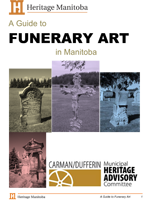 Link to download Guide to Funerary Art in Manitoba